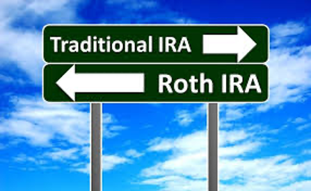 Traditional IRA vs. Roth IRA?  Which is right for me?