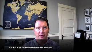 What is the difference between a Roth IRA and an IRA?